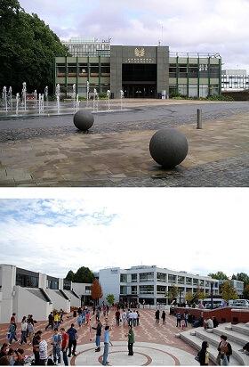 Coventry University and University of Warwick