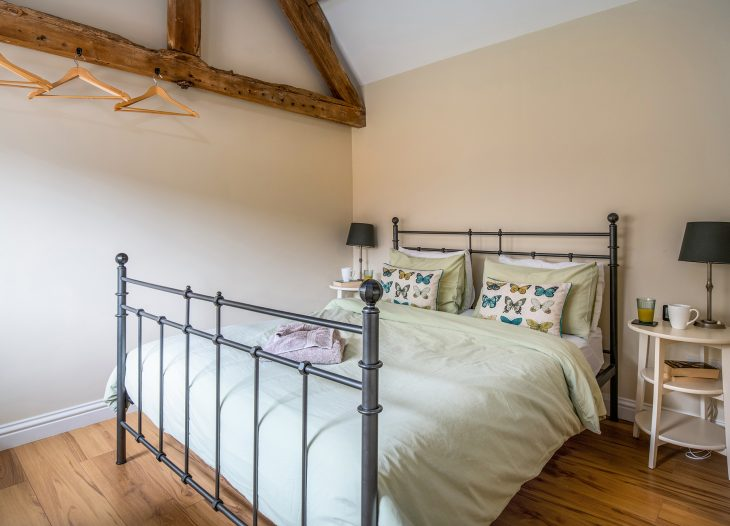 Bedroom, Cow Shed, Grounds Farm